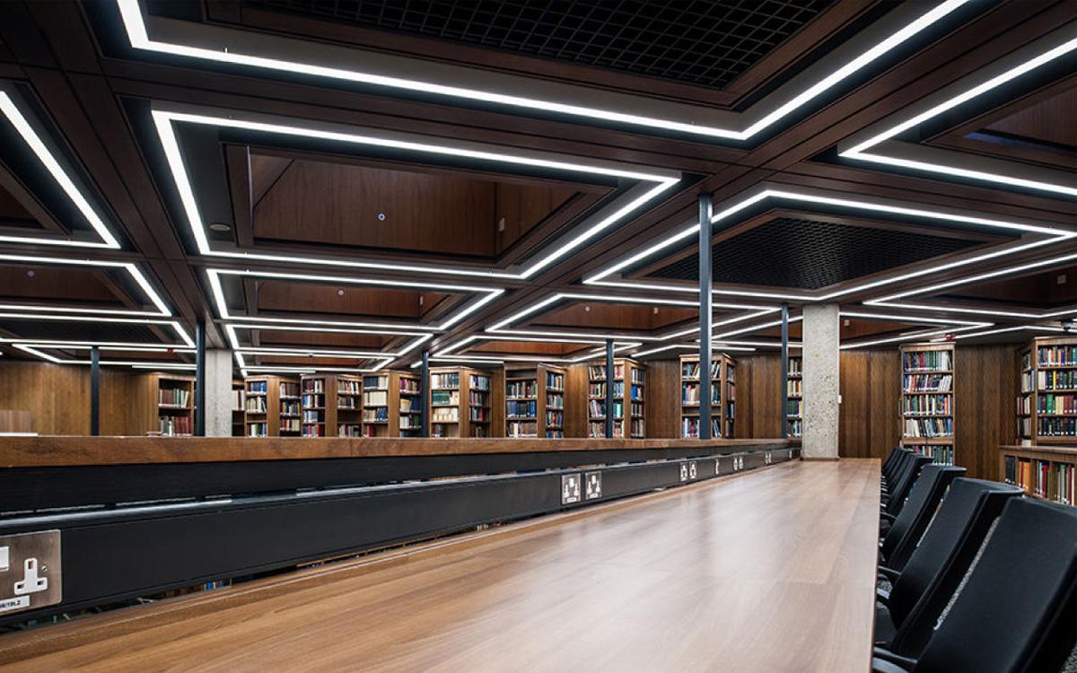 durham-uni-library-interior-trunking